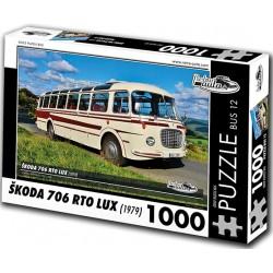 Puzzle Bus Škoda 706 RTO LUX (1979)