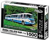 Puzzle Bus Škoda 706 RTO KAR (1968)