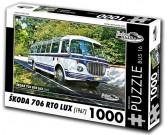 Puzzle Bus Škoda 706 RTO LUX (1967)