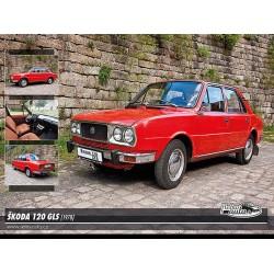 Puzzle Škoda 120 GLS (1978)
