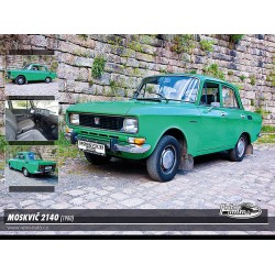 Puzzle Moskvič 2140 (1980)