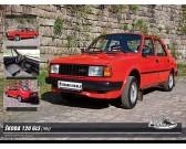 Puzzle Škoda 120 GLS (1984)