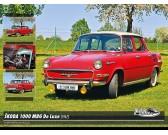 Puzzle Škoda 1000 MBG De Luxe (1967)