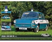 Puzzle Škoda 1000 MB VB (1967)