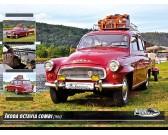 Puzzle Škoda Octavia Combi (1964)