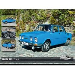 Puzzle Škoda 10 LS (1975)