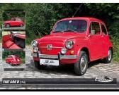 Puzzle Fiat 600 D (1966)