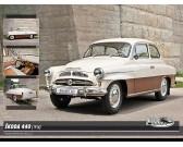 Puzzle Škoda 440 (1958)