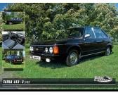 Puzzle Tatra 613 - 3 (1987)