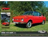Puzzle Škoda 110 R coupé (1971)