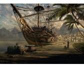Puzzle Kotvící loď