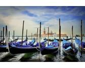 Puzzle Gondoly v Benátkách