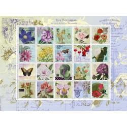 Puzzle Poštovní známky