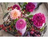 Puzzle Květy