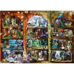 Puzzle Pohádkové knihy
