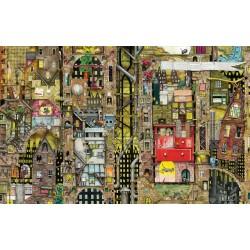 Puzzle Fantastické stavby