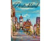 Puzzle Rothenburg, Německo
