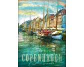 Puzzle Kodaň