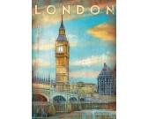 Puzzle Londýn - Big Ben