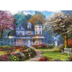 Puzzle Viktoriánský dům