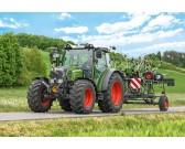 Puzzle Traktor Fendt - DĚTSKÉ PUZZLE