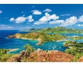 Puzzle Malebné pobřeží