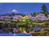 Puzzle Jaro v Japonsku