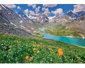 Puzzle Pohoří Altai