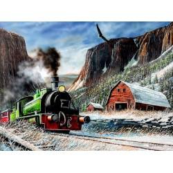 Puzzle Canyon Express