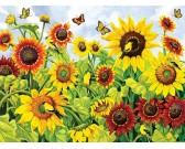 Puzzle Slunečnice