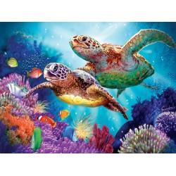 Puzzle Mořské želvy