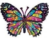 Puzzle Motýl - KONTURA PUZZLE