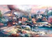 Puzzle Vlak - XXL PUZZLE