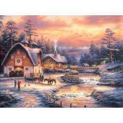 Puzzle Svátky na venkově - XXL