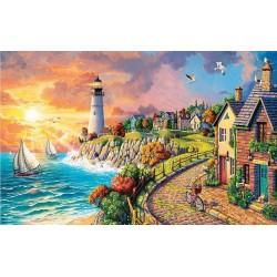 Puzzle Pobřeží