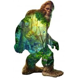 Puzzle Lesní muž - KONTURA PUZZLE