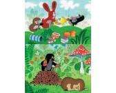 Puzzle Krteček - Dobrodružství - DĚTSKÉ PUZZLE