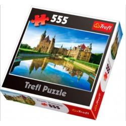 Puzzle Zámek Moszna, Polsko