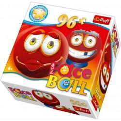 Puzzle Červený - FACEBALL