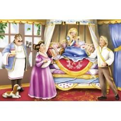 Puzzle Princezna na hrášku - DĚTSKÉ PUZZLE