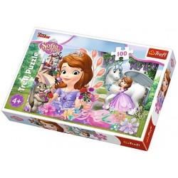 Puzzle Princezna Sofie I. - DĚTSKÉ PUZZLE