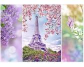 Puzzle Jaro v Paříži