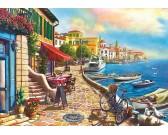 Puzzle Slunečné pobřeží
