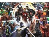 Puzzle Avengers - konec hry