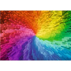 Puzzle Všechny barvy