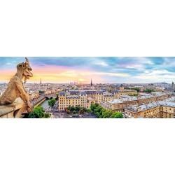 Puzzle Paříž - PANORAMATICKÉ PUZZLE