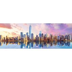 Puzzle Manhattan, New York - PANORAMATICKÉ PUZZLE