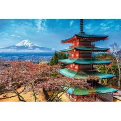 Puzzle Fuji