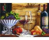 Puzzle Víno