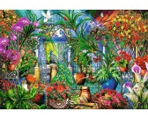 Puzzle Schovaná zahrada